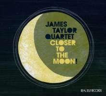 James Taylor Quartet (JTQ): Closer To The Moon, CD