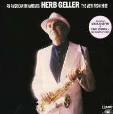 Herb Geller (1928-2013): An American In Hamburg, CD