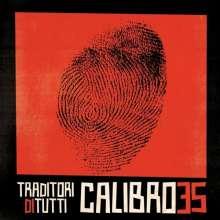 Calibro 35: Traditori Di Tutti, CD