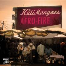 The KutiMangoes: Afro-Fire, LP