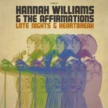 Hannah Williams: Late Nights & Heartbreak, CD
