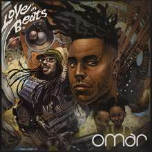 Omar: Love In Beats, LP
