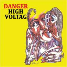 The Voltags: Danger High Voltag, LP