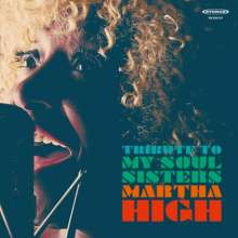 Martha High: Tribute To My Soul Sisters, LP