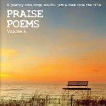 Praise Poems Vol.6, CD