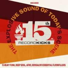 Record Kicks 15th (Clear Vinyl), 2 LPs