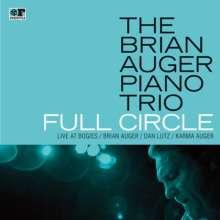 Brian Auger: Full Circle - Live At Bogie's, LP