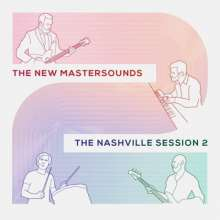 The New Mastersounds: The Nashville Session 2, CD
