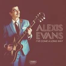 Alexis Evans: I've Come A Long Way, LP