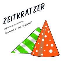 """Zeitkratzer: Zeitkratzer Performs Songs From The Albums """"Kraftwerk 2"""" And """"Kraftwerk"""" (180g) (Limited-Edition), LP"""