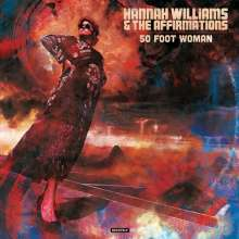 Hannah Williams: 50 Foot Woman, LP