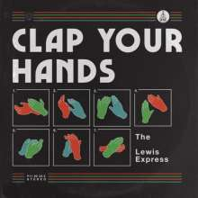 The Lewis Express: Clap Your Hands, CD