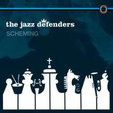 The Jazz Defenders: Scheming, CD
