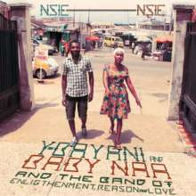 Y-Bayani, Baby Naa & The Band Of Enlightenment, Reason And Love: Nsie Nsie, LP