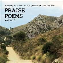 Praise Poems Volume 7, CD