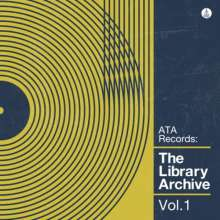 The Library Archive Vol.1, LP