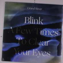 Grand River: Blink A Few Times To Clear Your Eyes, LP