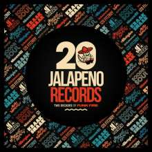 Jalapeno Records: Two Decades of Funk Fire, CD