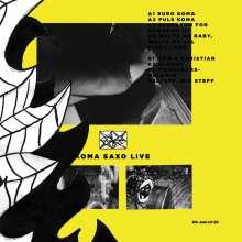 Petter Eldh: Koma Saxo Live (Silver Vinyl), LP