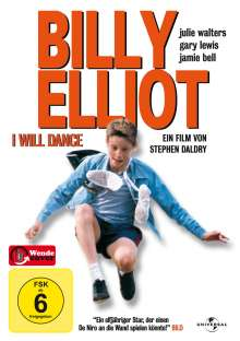 Billy Elliot, DVD