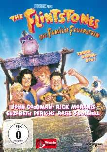 Flintstones - Familie Feuerstein, DVD