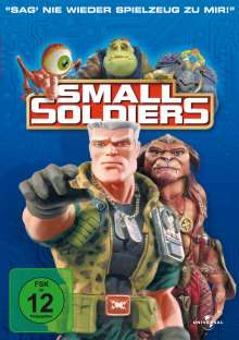 Small Soldiers, DVD