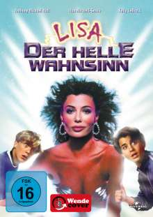 L.I.S.A - der helle Wahnsinn, DVD