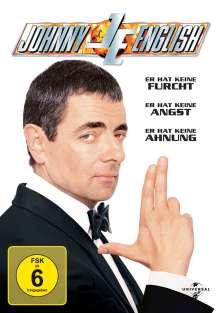 Johnny English, DVD