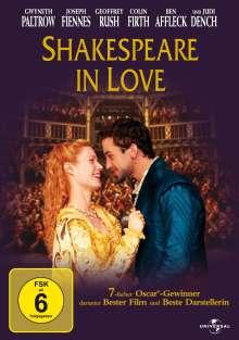 Shakespeare in Love, DVD