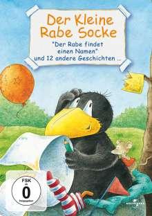 Der kleine Rabe Socke: Der Rabe findet einen Namen, DVD