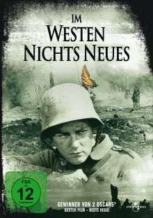 Im Westen nichts Neues (1930), DVD