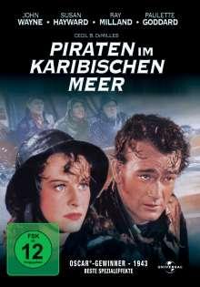 Piraten im Karibischen Meer, DVD