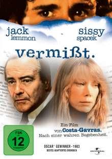 Vermisst, DVD