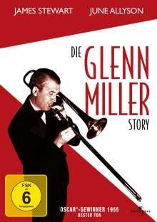 Die Glenn Miller Story, DVD