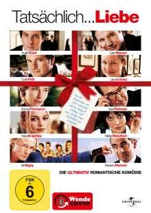 Tatsächlich Liebe, DVD
