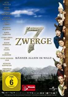 7 Zwerge - Männer allein im Wald, DVD
