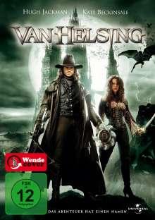 Van Helsing, DVD