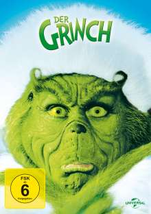 Der Grinch (2000), DVD
