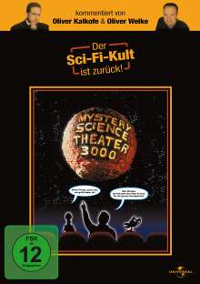 Mystery Science Theater 3000: The Movie, 2 DVDs