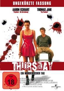 Thursday - Ein mörderischer Tag, DVD