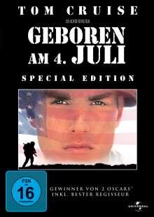 Geboren am 4.Juli (Special Edition), DVD