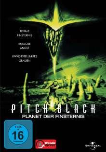Pitch Black - Planet der Finsternis, DVD