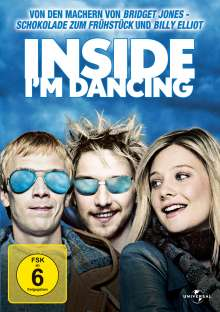 Inside I'm Dancing, DVD