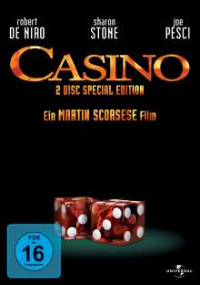 Casino (Special Edition), 2 DVDs
