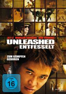 Unleashed - Entfesselt, DVD
