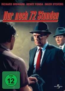 Nur noch 72 Stunden, DVD