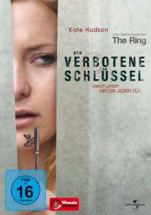 Der verbotene Schlüssel, DVD