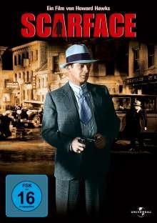 Scarface (1932), DVD