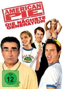 American Pie - Die nächste Generation, DVD