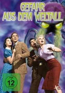 Gefahr aus dem Weltall, DVD